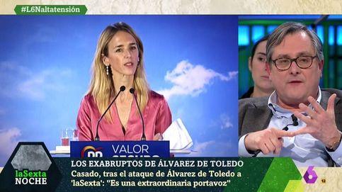 Marhuenda sentencia a Cayetana Álvarez de Toledo: Es impresentable