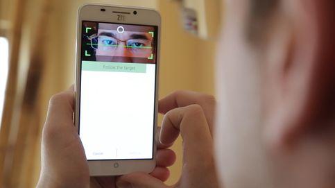 ZTE lanza el primer 'smartphone' que se desbloquea con la mirada