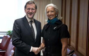 El FMI quita el estigma a España y retira a su 'hombre de negro' del BdE