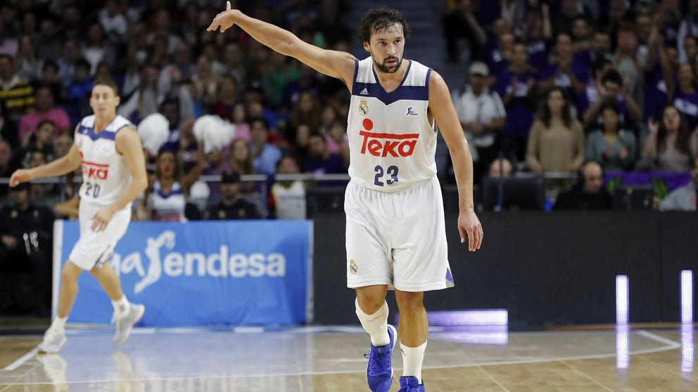 Teka se borra de la camiseta del Madrid: adiós a un talismán del baloncesto blanco