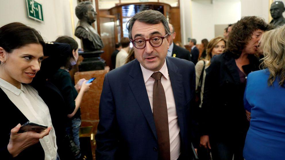 El PNV votará a favor de la moción de censura para que Sánchez sea presidente