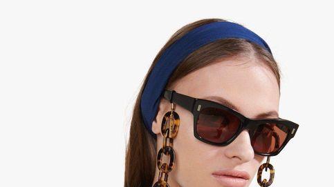 Las cadenas para las gafas de sol son el accesorio del momento