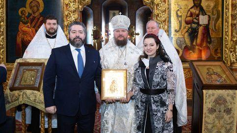 El gran duque Jorge Romanov y su prometida nos cuentan cómo fue su ceremonia de intercambio de anillos