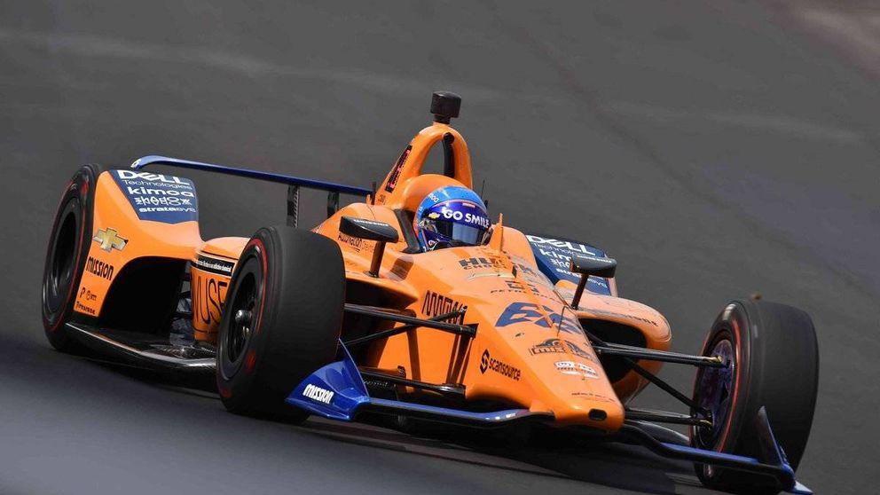 Los tienes muy grandes: el cielo e infierno de Fernando Alonso en las 500 Millas