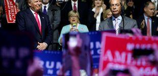 Post de Nigel Farage viaja a EEUU para hacerse un hueco en el Gobierno de Trump