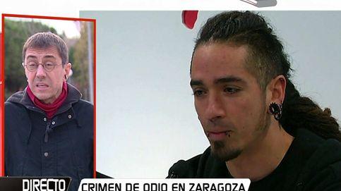 Monedero, sobre el caso de Rodrigo Lanza, en 'LM4': Me resulta dudoso