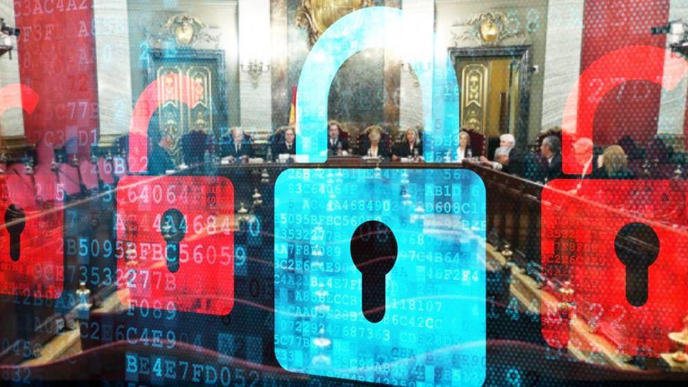 El CNI descubre un 'hackeo' masivo al tribunal y a los fiscales del 'procés'