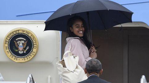 Malia Obama, becaria de la embajada de Estados Unidos en Madrid
