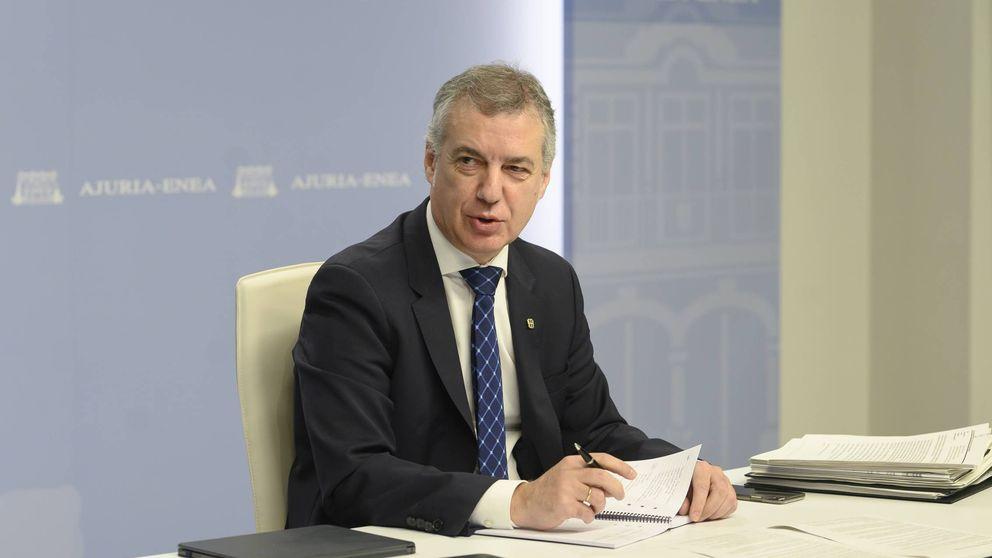 Urkullu no pone fecha electoral pero quiere un nuevo Parlamento cuanto antes