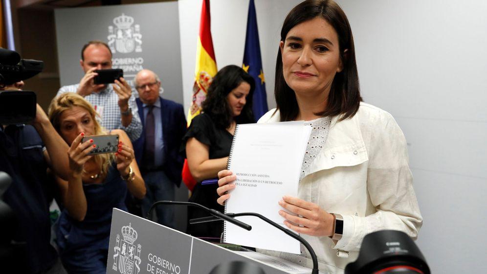 Foto: Carmen Montón. (EFE)