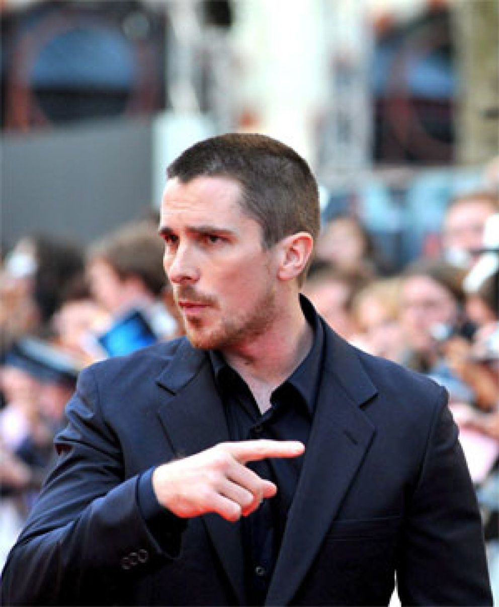 Foto: ¿Por qué agredió Christian Bale a su familia?