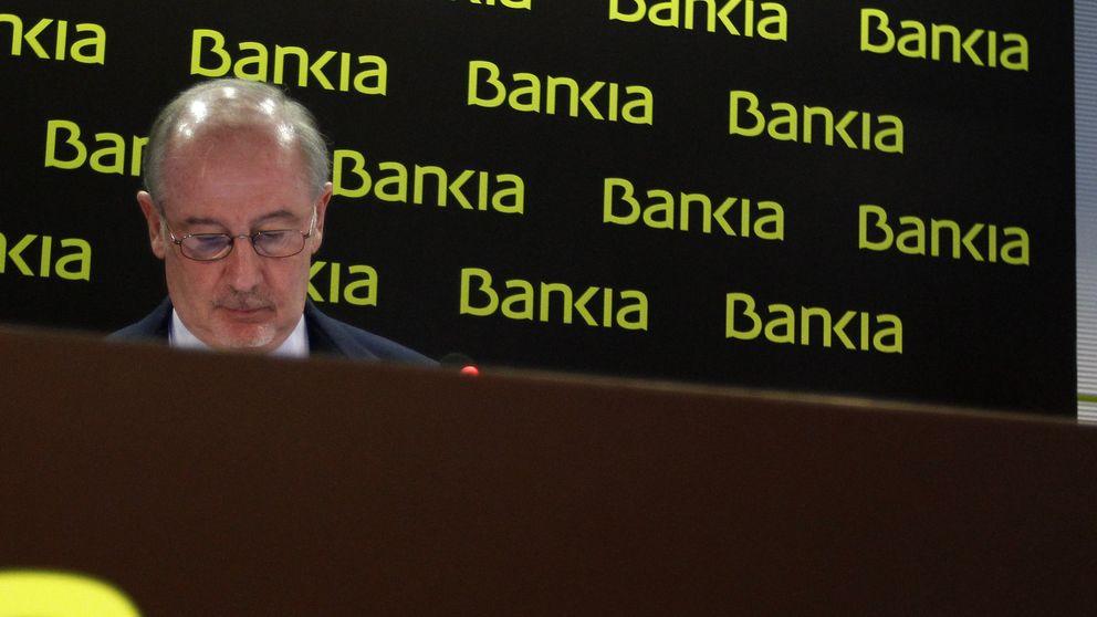 La sociedad pantalla de Rato quintuplicó sus ingresos durante su etapa en Bankia
