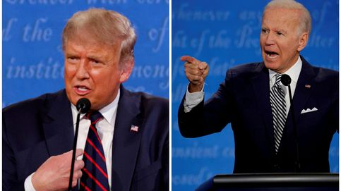 Los organizadores apagarán los micrófonos de Trump y Biden durante partes del debate