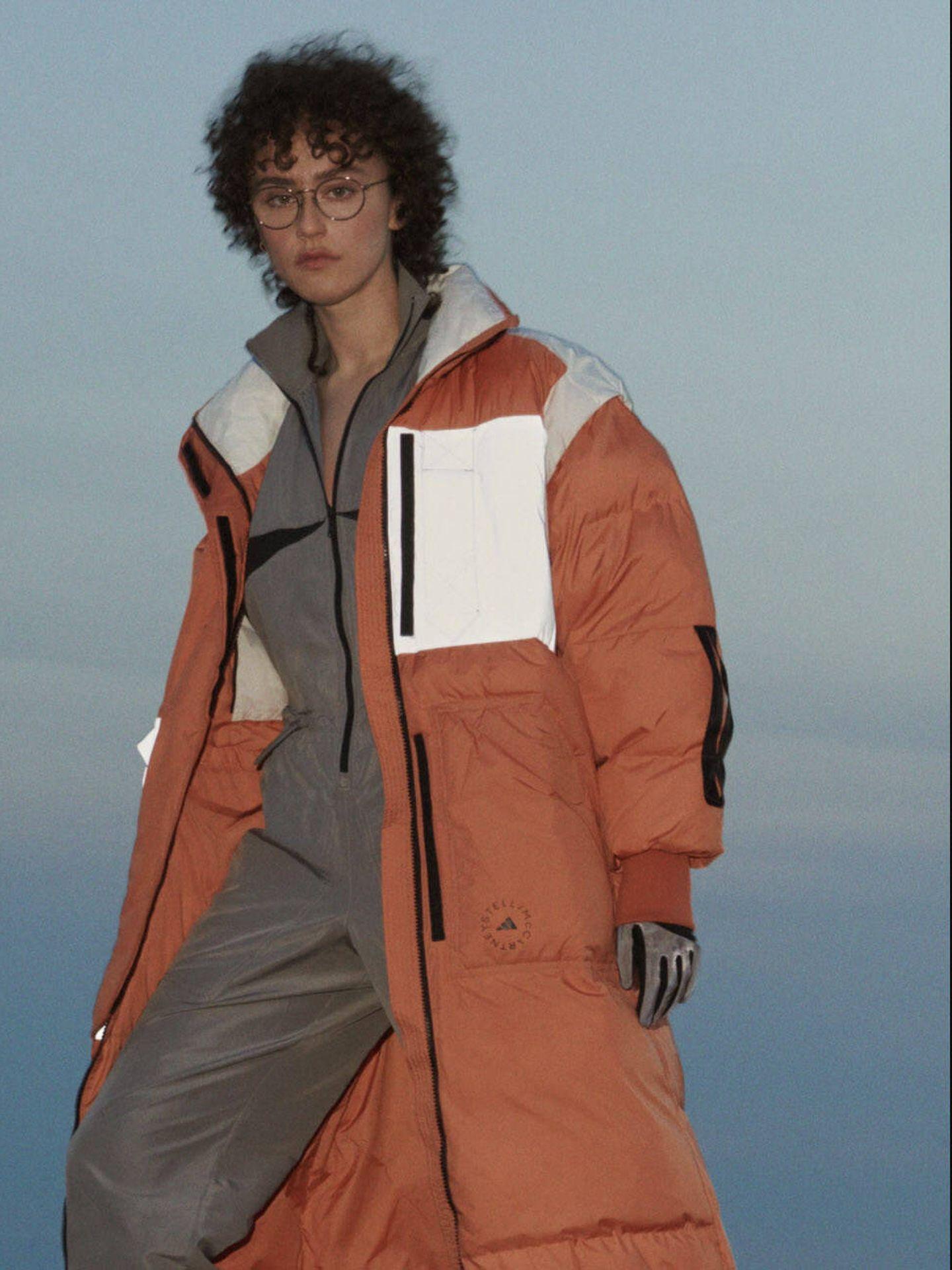 Ella Emhoff para Adidas x Stella McCartney.