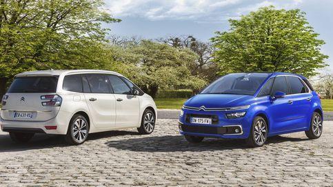Citroën renueva el C4 Picasso, líder del mercado monovolumen