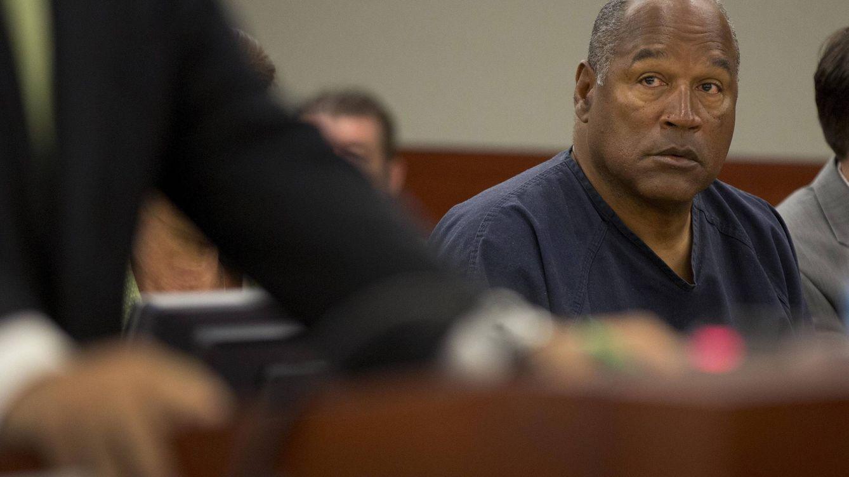 Foto: Un desmejorado OJ Simpson, durante el último juicio que le condenó a prisión durante 33 años.