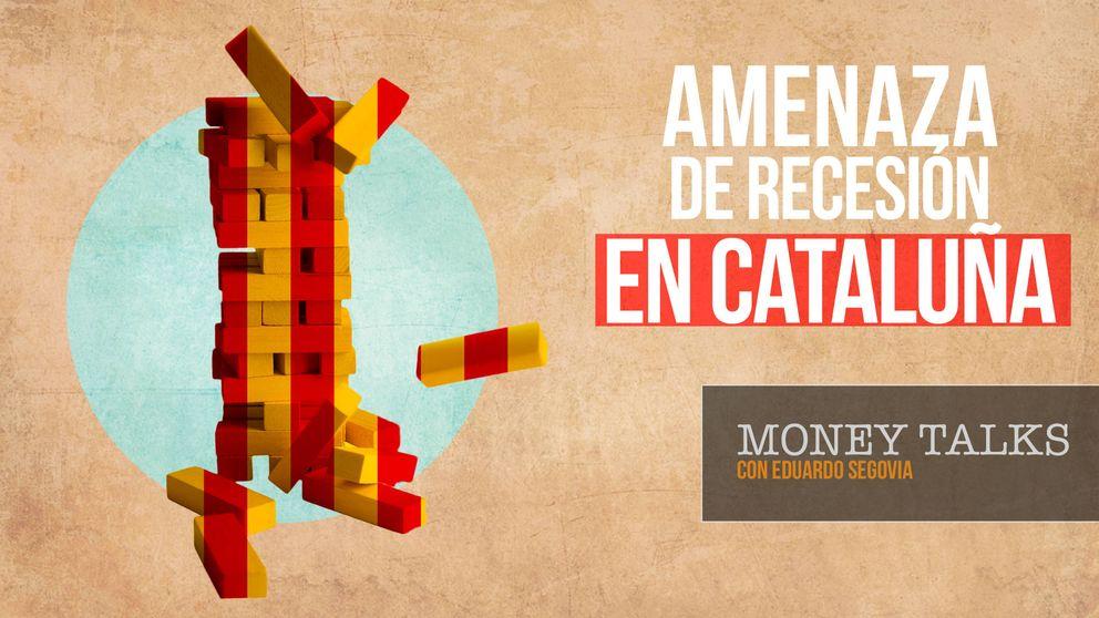 La crisis catalana puede acabar con la recuperación de la economía española