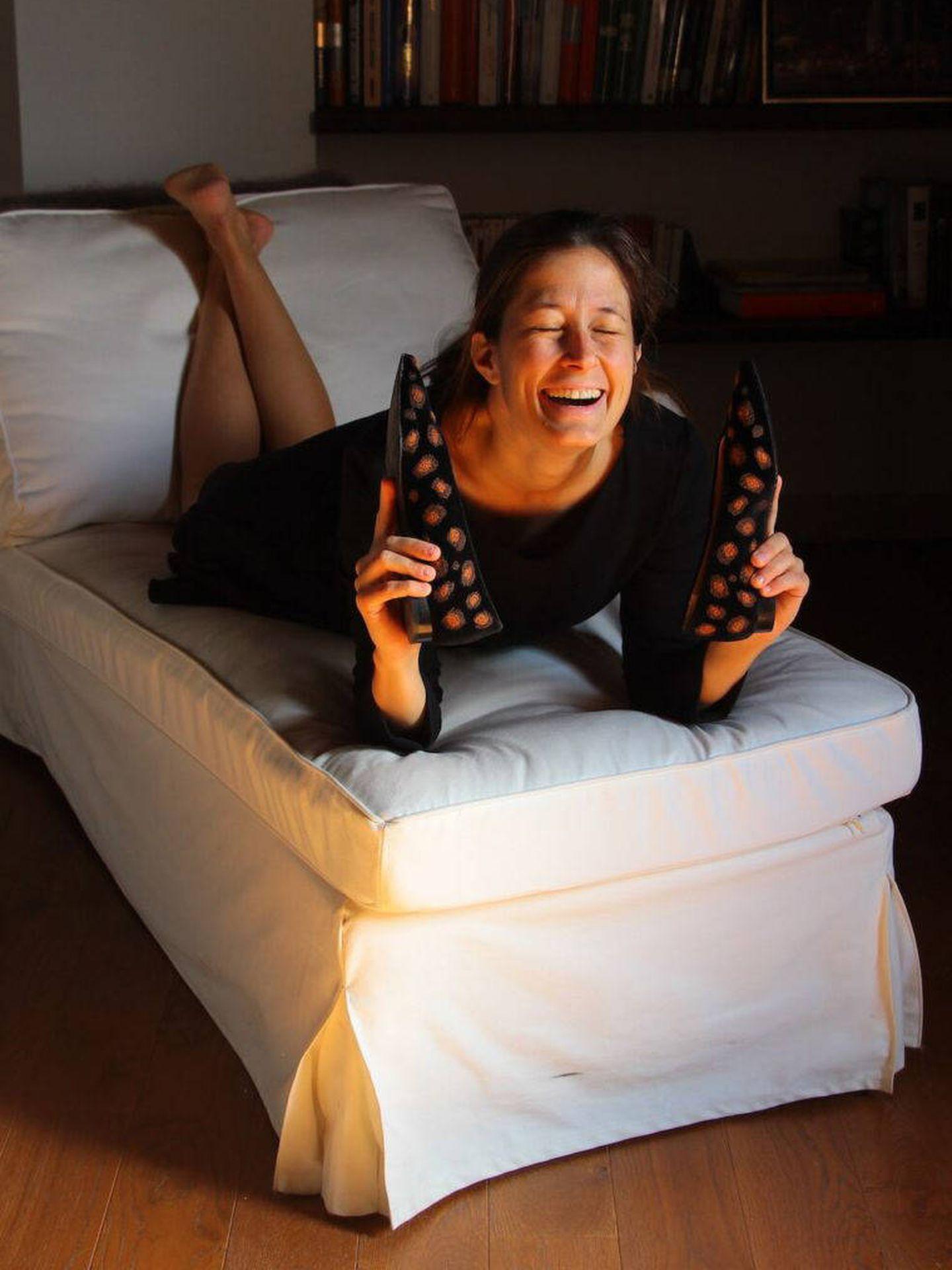 Gabriela Machado.