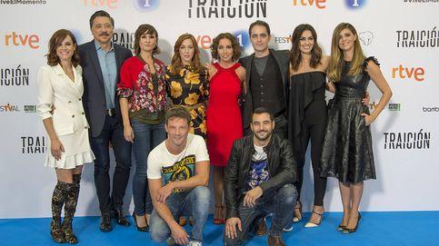 Presentación de 'Traición': Ana Belén, Manuela Velasco, Antonio Velázquez, Eloy Azorín...
