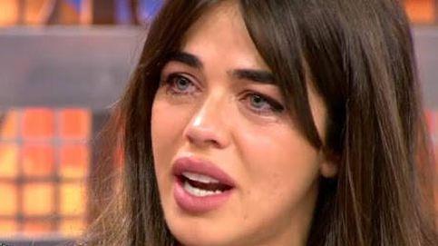 Violeta Mangriñán se derrumba en 'Sálvame' por el aluvión de críticas tras confesar su anorexia