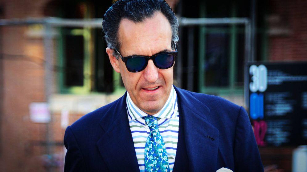 Foto: Jaime de Marichalar, su camisa y su corbata. (Gtres)