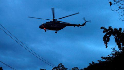 Gran expectación por la segunda fase del rescate en Tailandia entre fuertes lluvias