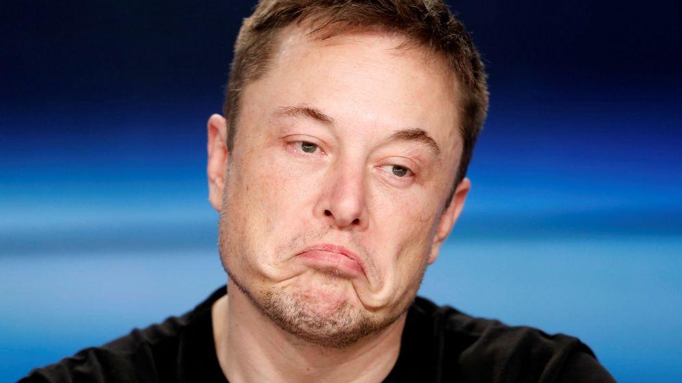 Foto: El CEO de Telsa, Elon Musk. (Reuters)