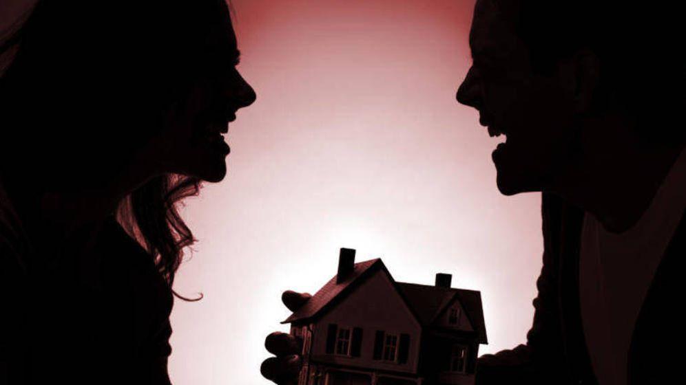 Foto: Divorciado, he pagado por la mitad de mi casa a mi ex, ¿tengo derecho a deducción? (Corbis)