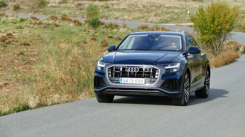 Audi Q8, el todocamino de lujo que no tiene la limitación de una berlina