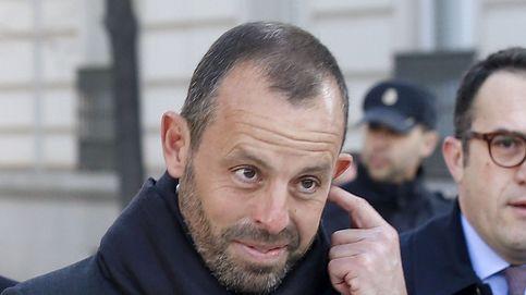 Las cartas desde la cárcel de Sandro Rosell, su apoyo tras la décima negativa para salir