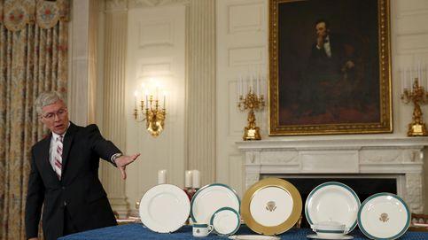 Cosas que la gente roba cuando visita la Casa Blanca