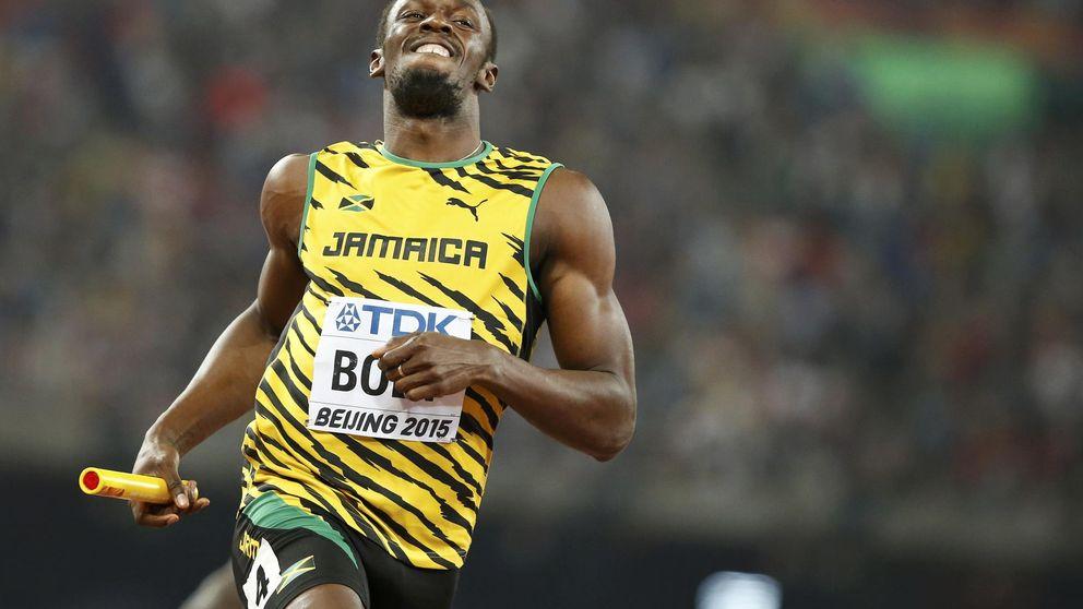 Usain Bolt brilla más que el oro
