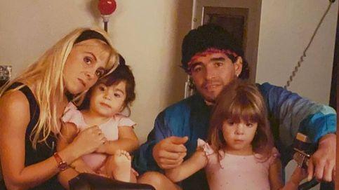 5 hijos reconocidos (y algunos en duda): la prole a la que Maradona amenazó con desheredar