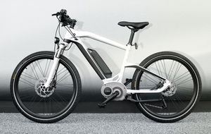 BMW Cruise e-Bike, movilidad saludable