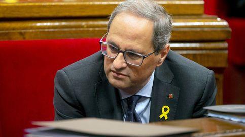 Torra exhibe un dictamen 'a la carta' de la ONU cuyos firmantes ni pisaron España
