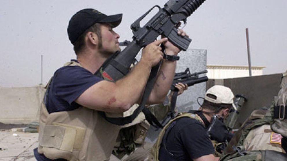 Los mercenarios de Blackwater podrían ganar 1.000 millones por entrenar a la policía afgana