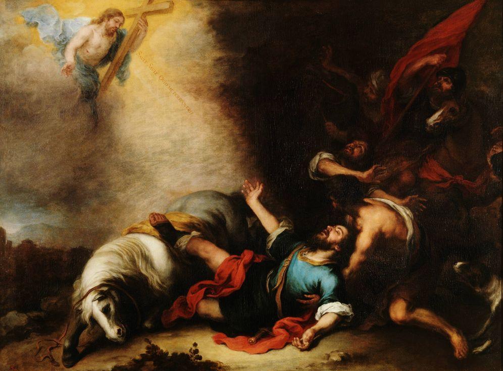 Foto: 'Conversión de San Pablo', de Murillo