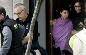Rosario Porto y Alfonso Basterra acuden al juzgado la vista preliminar