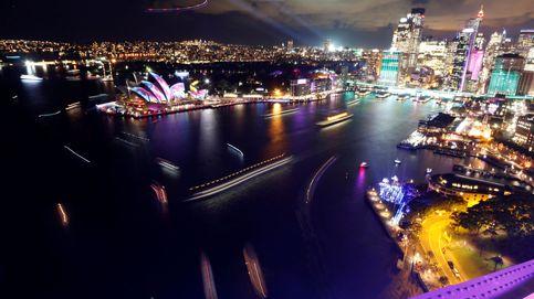 Sydney, de noche