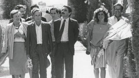 Muere el mentor político de Aznar y 'padre' del clan abulense del PP