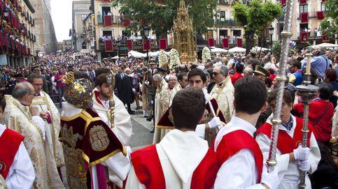 Corpus Christi 2018: procesiones y actividades en Toledo, Sevilla, Granada y Valencia