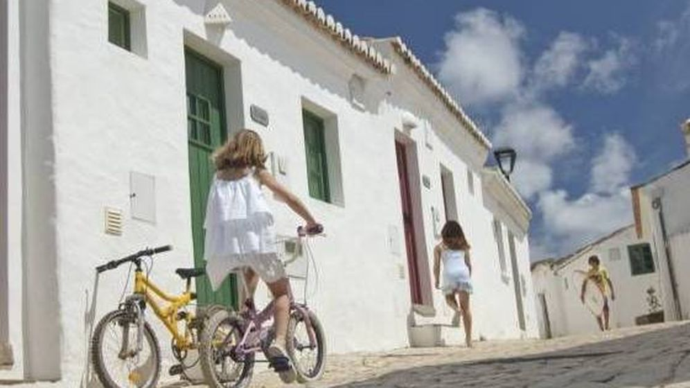 Foto: Una aldea reconstruida en pleno Algarve, Aldeia da Pedralva.