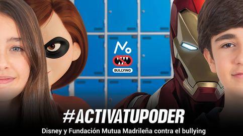 Fundación Mutua Madrileña y Disney y colaboran en la lucha contra el 'bullying'