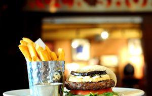 Las hamburguesas Memorabilia del Hard Rock Café de Madrid