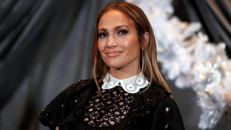 Jennifer Lopez siempre ha sido muy fan de este tipo de labial. (Reuters)