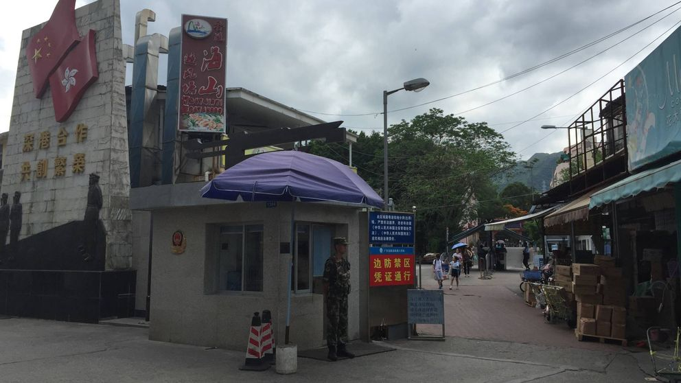 Bienvenidos al símbolo de la victoria de China sobre los invasores occidentales