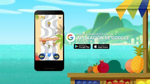 Los 'Frutijuegos' del doodle de Google: siete juegos escondidos en su aplicación