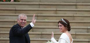Post de Eugenia rompe las reglas con este tercer vestido de novia muy millennial