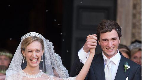 Los problemas con el título del primer hijo de Amadeo de Bélgica y Elisabetta