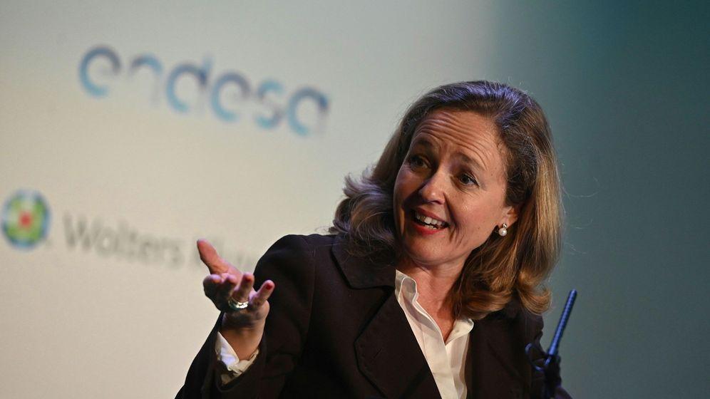 Foto: Nadia Calviño, ministra de Economía en funciones (Efe)